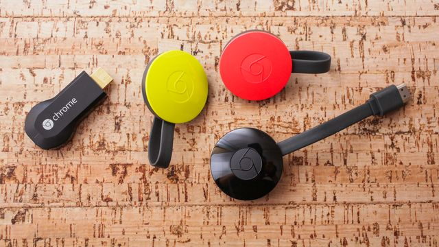 Buy Chromecast and receives $20 in credits on Google Play Store
