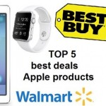 TOP 5 best deals on Apple products