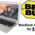 Best deals: MacBook Air 256GB for $950 at BestBuy