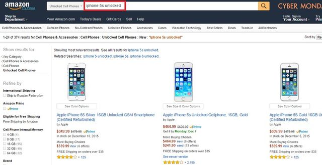 Where can I buy iPhone 5s no contract? Review of the best US stores