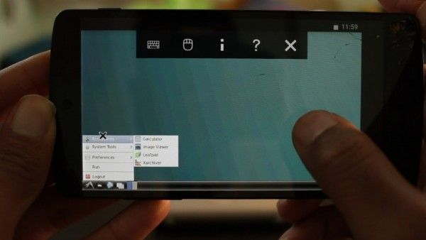How to run Linux and Windows on Android? - Smarterphone