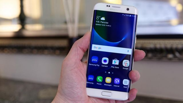 Official Build TWRP recovery for Samsung Galaxy S7 and Galaxy S7 Edge (Exynos version)