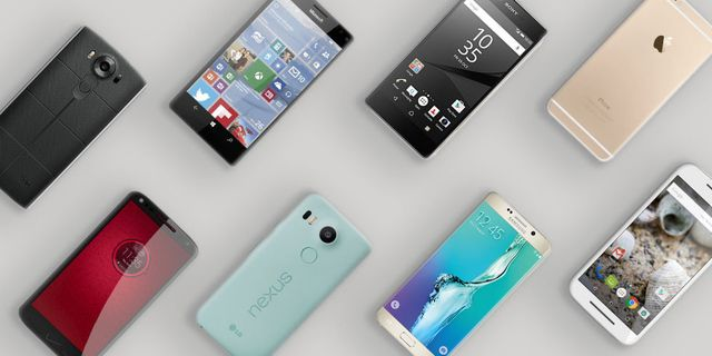 TOP 5 the most promising smartphones that are coming in 2016